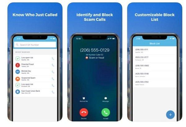 بلاک کردن تماس ب اپلیکیشن
